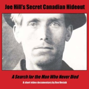 Joe Hill CD cover booked - OIFF