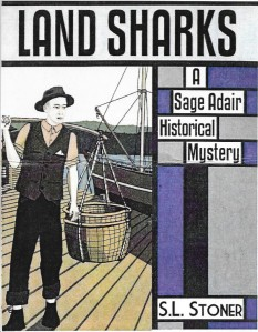 Land Sharks - cover - Stoner