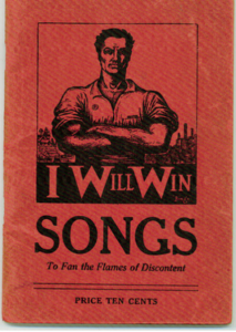 iww songbook cover
