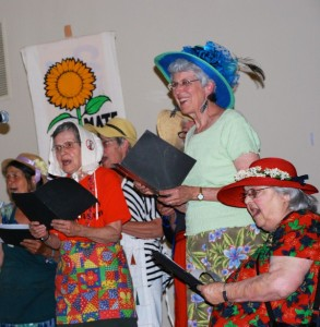 Eugene Raging Grannies