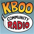 KBOO logo